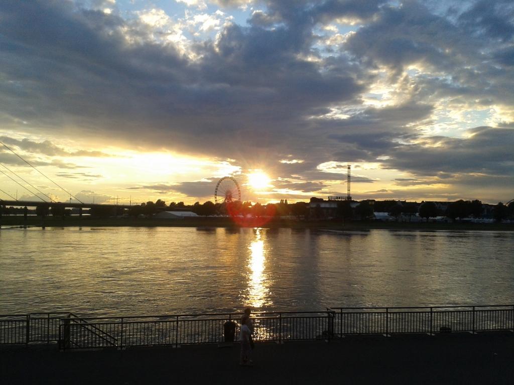 Größte Kirmes am Rhein