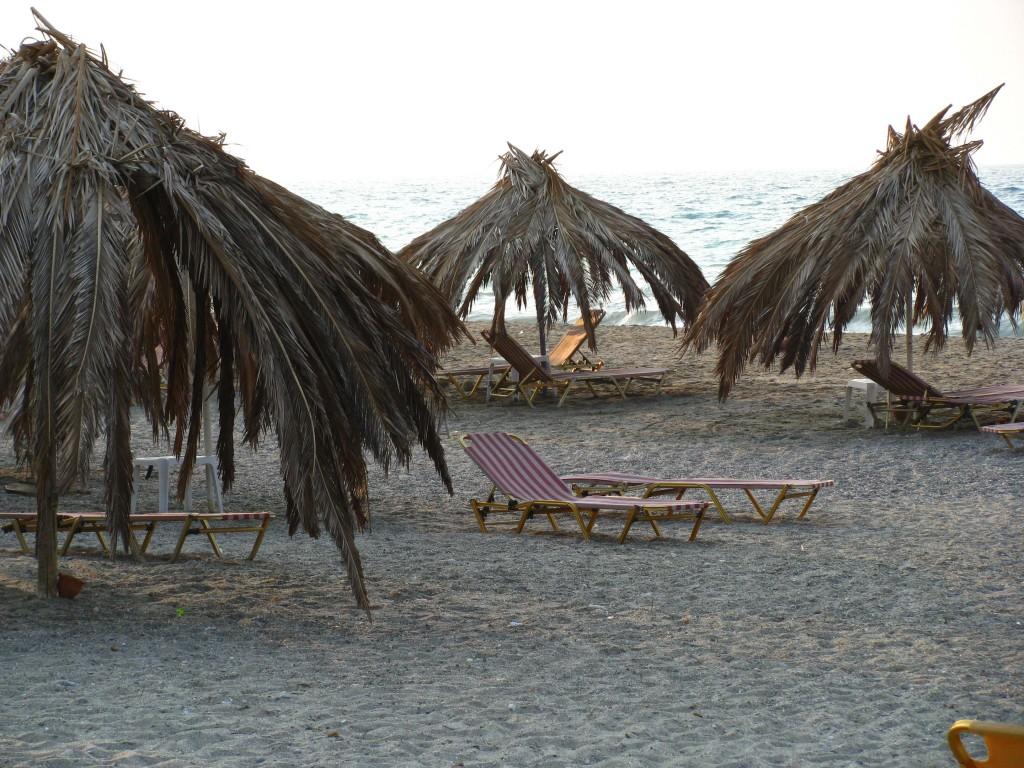 Strand auf Kreta