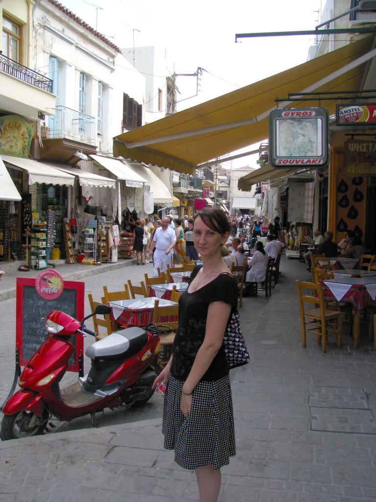 Markt in Rethymno