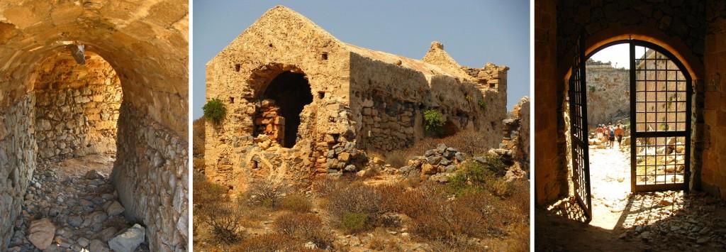 Festung von Gramvoussa
