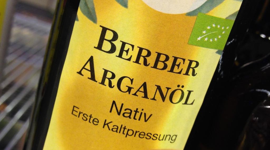 Arganöl als Hautpflege