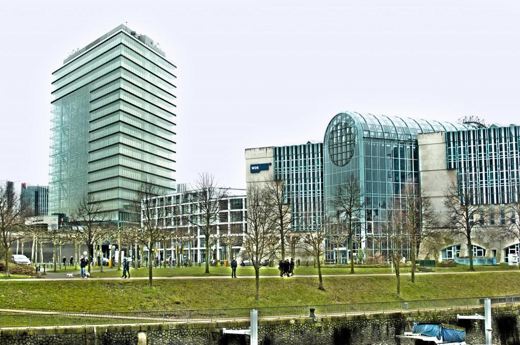 WDR Gebäude Düsseldorf