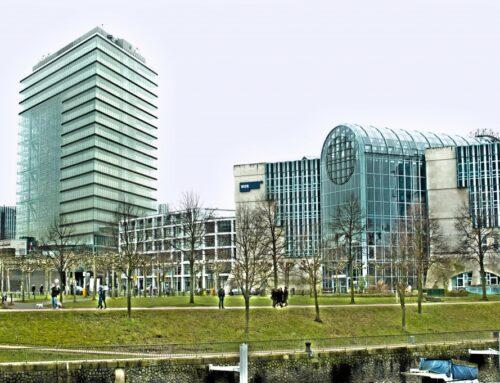 WDR Gebäude