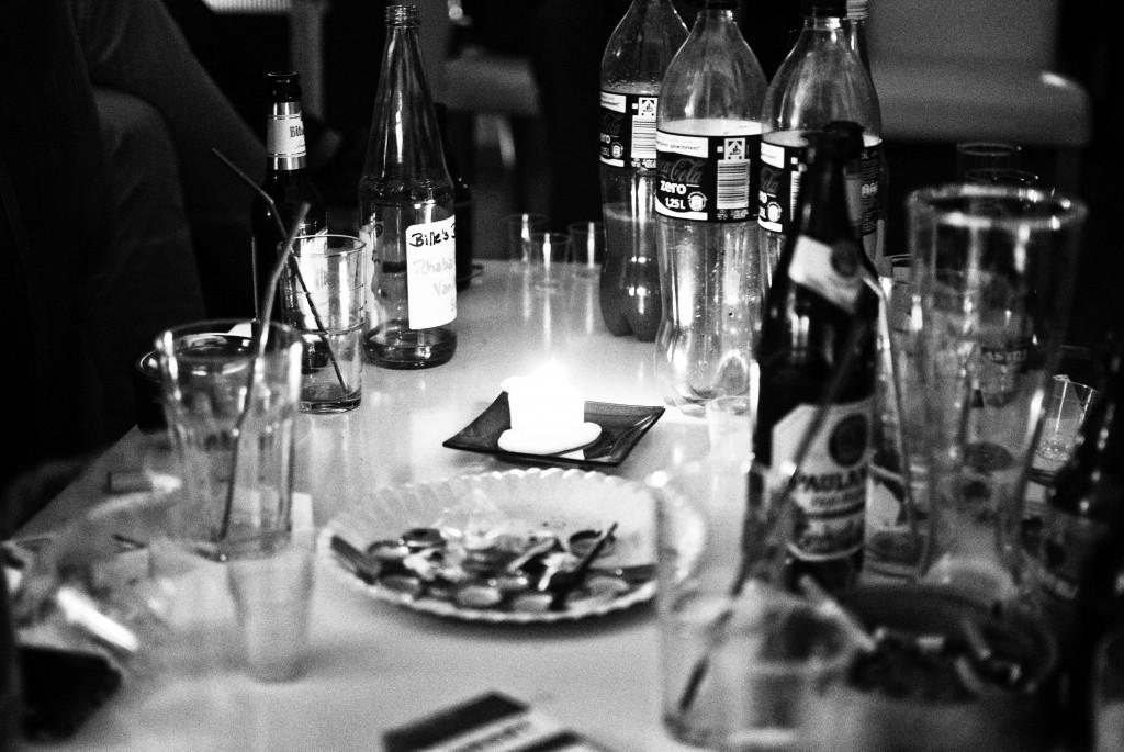 Tag 48 - Geburtstags-Tisch-Chaos