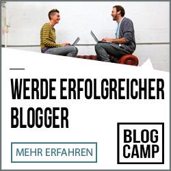Blog Camp Banner