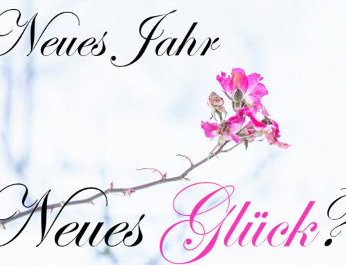 Neues Jahr, neues Glück? Mein Jahresrückblick 2014.