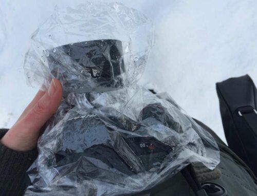 Fotografieren bei Regen – So schützt Du Deine Kamera