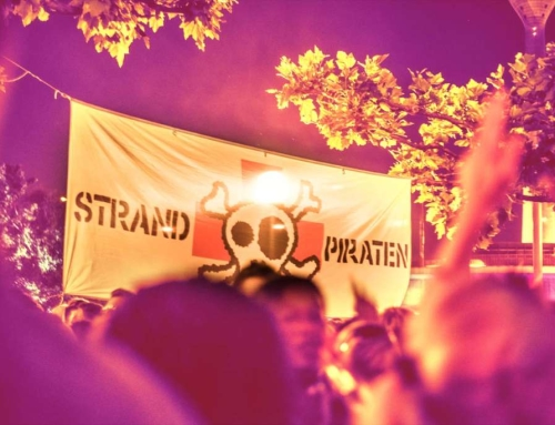 Die Strandpiraten Düsseldorf | Open Air / After Work- Partytipp!
